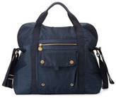 Stella McCartney Fern Diaper Bag, Navy
