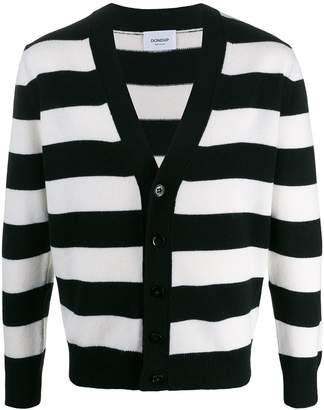 Dondup striped knit cardigan