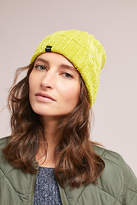 Anthropologie Ribbed Chenille Beanie
