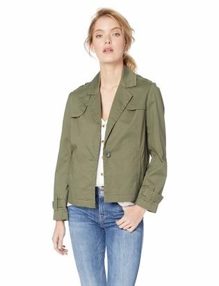 Pendleton Women's Petite Sloane Cotton Twill Jacket