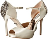 Badgley Mischka Dawn High Heels