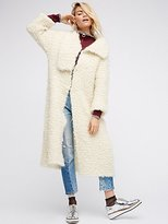 Free People Cozy Sweater Jacket