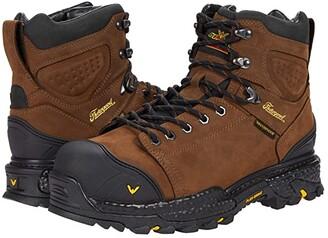 Thorogood Infinity FD Waterproof (Studhorse Brown) Men's Shoes