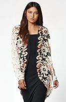 Billabong In Your Arms Floral Print Kimono