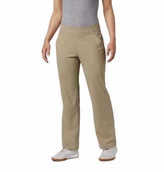 Columbia Women's Anytime Casual Relaxed Pants Stain Resistant Sun Protection