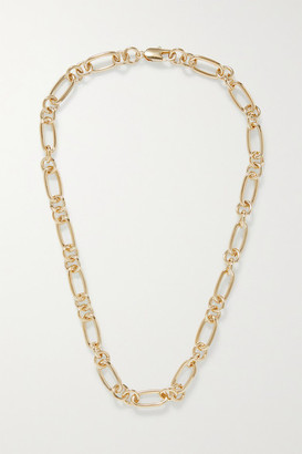 Laura Lombardi Rafaella Gold-plated Necklace - one size