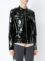 Olympiah patent jacket