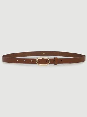 Frame Petit Oval Buckle Belt