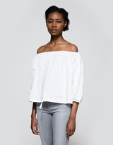 Margot Top in Ivory