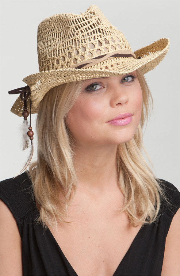 Eugenia Kim 'Taylor' Cowgirl Hat