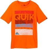 Quiksilver Dotty Graphic Tee (Big Boys)