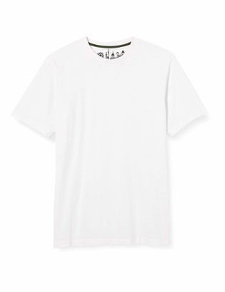 FM London Men's Plain T Shirt