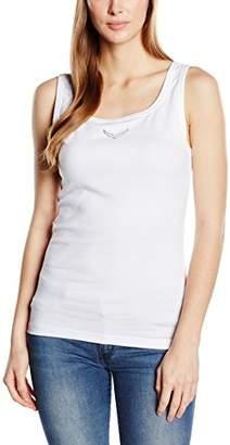 Trigema Women's 502411 Vest,Medium