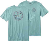 Patagonia Men's Live Simply Hook Cotton T-Shirt