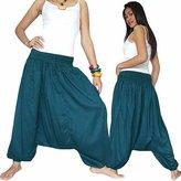 Women Loose Baggy Pants Indian Bohemian Style.