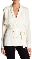 L'Academie The Trench Shirt