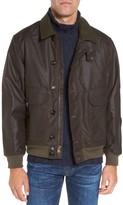 Filson Men's 'Ranger' Water Repellent Shelter Cloth Bomber Jacket