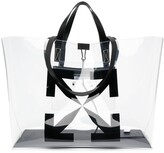 Thumbnail for your product : Off-White Big Arrow tote bag