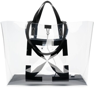 Off-White Big Arrow tote bag
