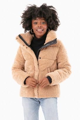 SAM. Camel Sherpa Isabel Jacket