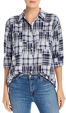 Joie Lidelle Plaid Shirt - 100% Exclusive
