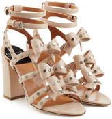 Laurence Dacade Embellished Leather Sandals