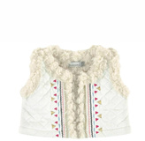 Catimini Embroidered Vest