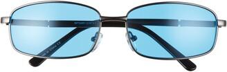 BP Rectangle Wire Sunglasses