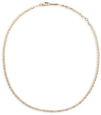 Lana 14K Yellow Gold Choker Necklace