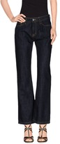 Love Moschino Denim pants - Item 42541937