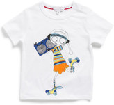 Little Marc Jacobs Boys Ghetto Blaster T-Shirt (2-10Y)