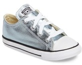 Converse Infant Girl's Chuck Taylor All Star Ox Metallic Low Top Sneaker