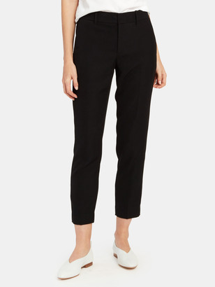 Vince Soft Tailored High Rise Trouser