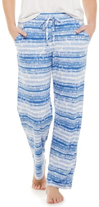 Sonoma Goods For Life Women's SONOMA Goods for Life Knit Pajama Pant