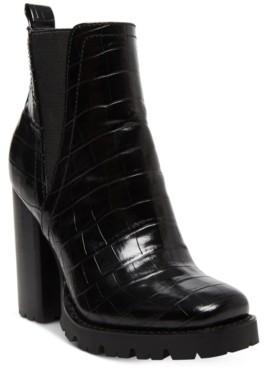 Steve Madden Women's Ladon Lug-Sole Heels