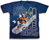 Freeze Navy Mickey Mouse 'Cool Dudes' Tee - Toddler