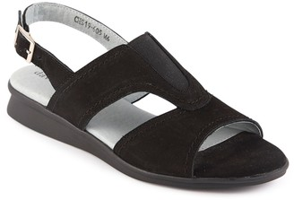 David Tate Tempt Cutout Sandal - Multiple Widths Available