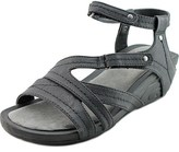 Bare Traps Baretraps Belina Women Open Toe Synthetic Black Wedge Sandal.