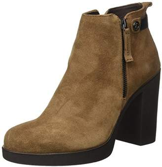 U.S. Polo Assn. Women's Sissy Suede Ankle Boots