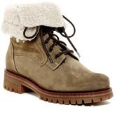 Manas Design Cortina Faux Fur Cuff Boot