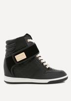 Bebe Colby High Top Sneakers