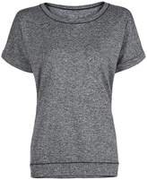 Sweaty Betty Warm Up Short Sleeve Workout Over Tee