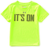 Under Armour Little Boys 2T-7 It s On Short-Sleeve Tee