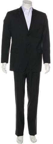 Dolce & Gabbana Wool & Silk Suit