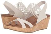 Skechers Beverlee - High Tea (Natural) Women's Shoes