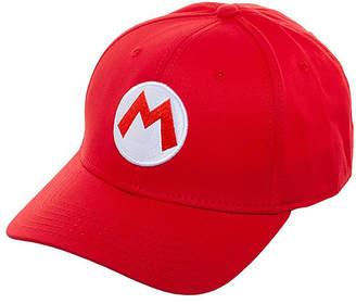 Bioworld Men's Baseball Caps - Super Mario Red Flex Baseball Cap