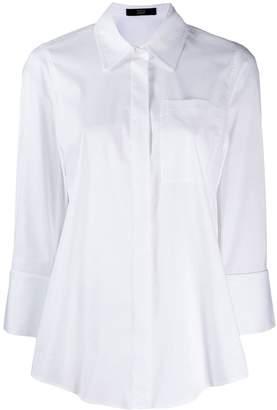 Steffen Schraut chest pocket shirt