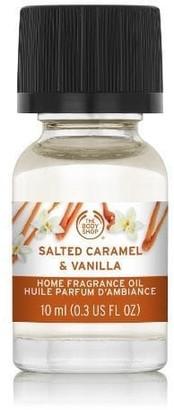The Body Shop Salted Caramel & Vanilla Home Fragrance Oil