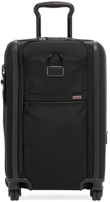 Tumi Alpha International Dual-Access Expandable Carry-On