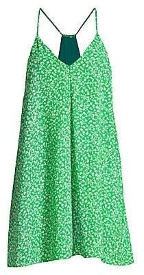 LIKELY Women's Padden Floral Mini Shift Dress - Size 0